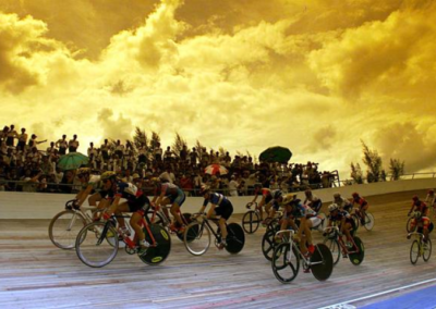 2001 WORLD TRACK VELODROME & ASEAN PORT SPORTS MEET