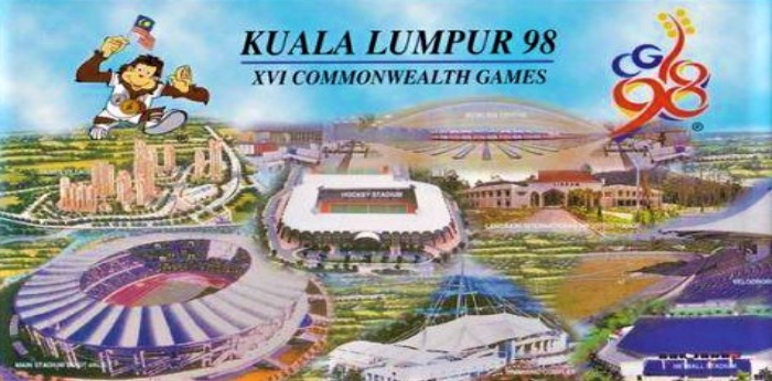 1998 16th COMMONWEALTH GAMES