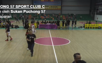 PUCHONG 57 SPORT CLUB CHARITY BASKETBALL CHAMPIONSHIP 2019
